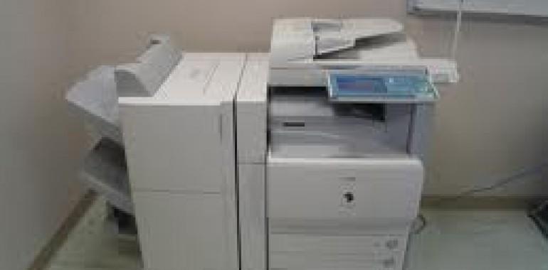 Copier Costs Health Plan $1,215,780