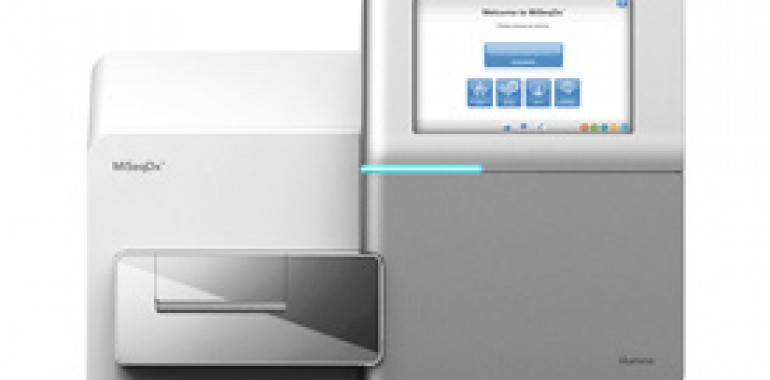 FDA Clears First NGS System for Clinical Use